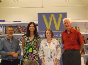 Romsey Poetry Reading July 2014 002